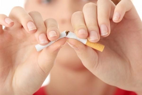 Como vencer os obstáculos para permanecer sem fumar.